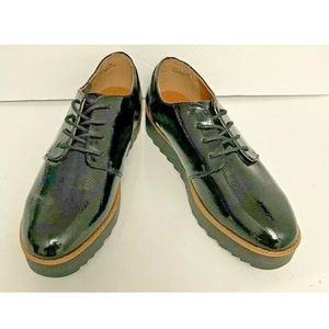 Chinese Laundry Platform Oxford Shoes Goth Grunge